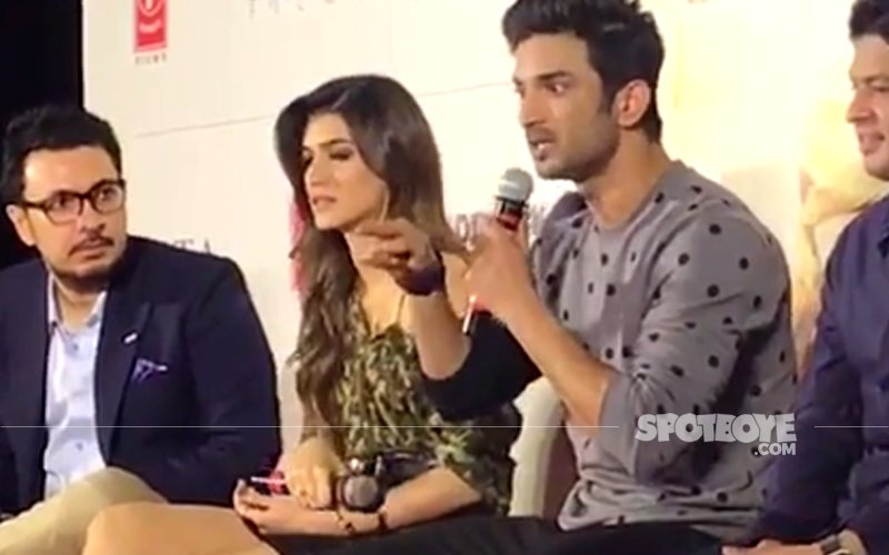 Sushant Singh Rajput Gets Into An Ugly Spat With Senior Journalist Bharathi Pradhan. How Dare!