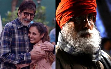 Man Crush Monday: Amitabh Bachchan's New Look Is Making Us Forget Our Monday Blues