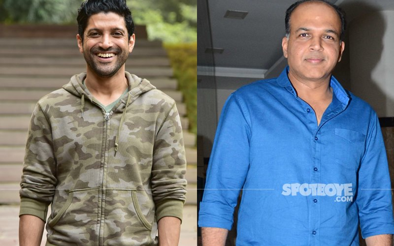 Farhan Akhtar To Star In Ashutosh Gowariker's Action-Packed Thriller?