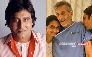 HEALTH UPDATE: Vinod Khanna Is Stable But Still In Hospital