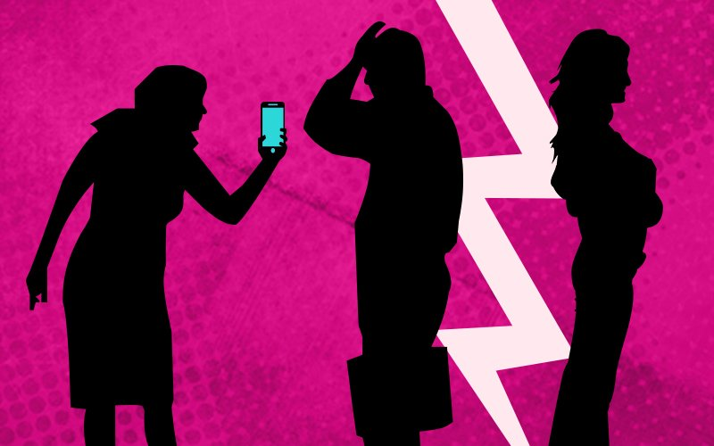 Wife Catches Sexy Messages On Singer's Phone, Ends His 3-Month Fling. Guess Who?