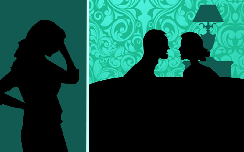 Actor Ditches Girlfriend To Have A Fling With Newbie