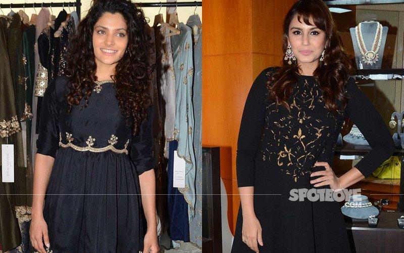 Saiyami Kher, Huma Qureshi And Others Grace Payal Singhal's Fashion Preview