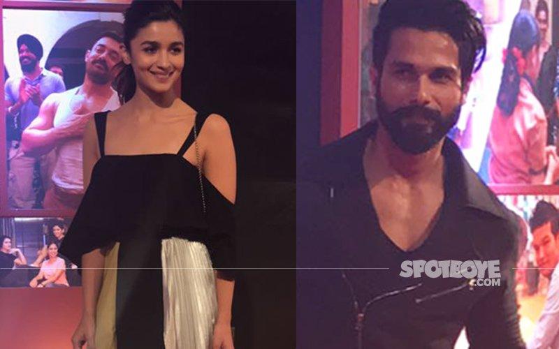 Alia, Shraddha, Shahid Celebrate The Success Of Aamir Khan's Dangal