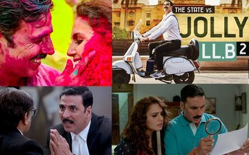 Movie Review: Cheers! Jolly LLB 2, A Bollywood Entertainer Of A Rebel With A Cause