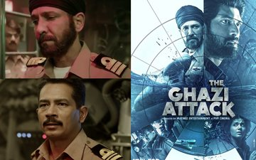 Movie Review: The Ghazi Attack, Kay Kay Menon & Atul Kulkarni Shine In This Forgotten Piece Of History