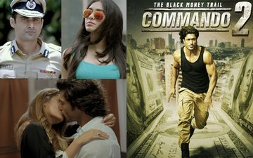 Movie Review: What A No-Brainer, Commando Yeh 2ne Kya Kiya?