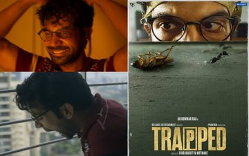 Movie Review: Trapped  Dares To Break Bollywood Rules By Looking At The Dark Side Of The Moon