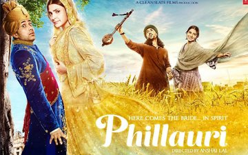 Movie Review: Phillauri Strives To Be Funny By Hook Or By Spook