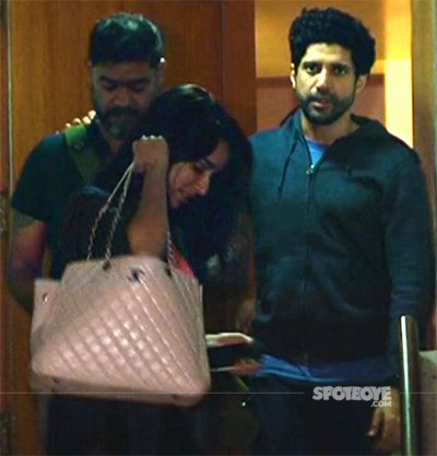 Farhan Akhtar, Shraddha Kapoor & Shujaat Saudagar.jpg