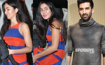SPOTTED: Katrina Kaif Watches 'Good Friend' Aditya Roy Kapur's OK Jaanu!