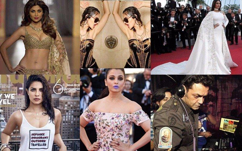 LOOKING BACK: Priyanka, Sonam, Rishi, Shilpa...Those Who Got Trolled In 2016!