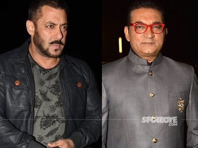 salman khan and abhijeet bhattacharya