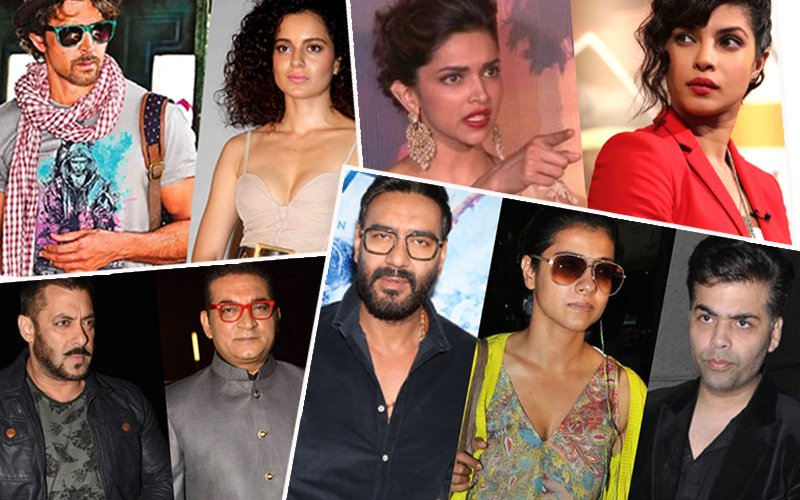 LOOKING BACK: Bollywood's Dirty & Ugly Fights Of 2016