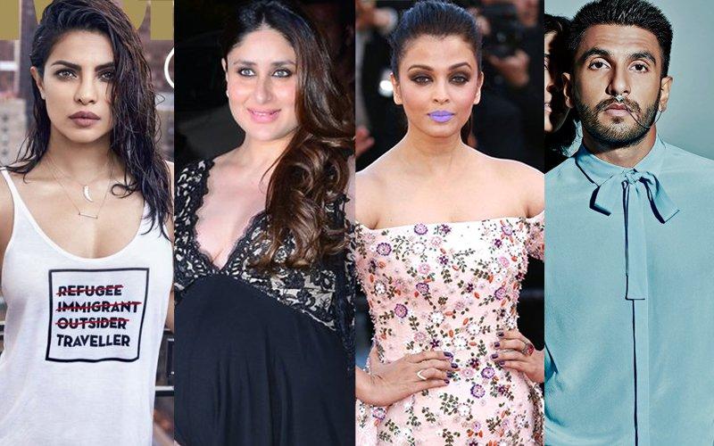 LOOKING BACK: Priyanka, Kareena, Aishwarya, Ranveer's Looks That Grabbed Eyeballs In 2016