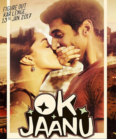 sharaddha kapoor and aditya roy kapur in ok jaanu