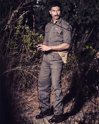 shahid kapoor in a still from rangoon
