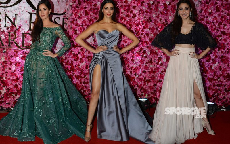 BEST DRESSED And WORST DRESSED At The Lux Golden Rose Awards- Katrina Kaif, Deepika Padukone Or Anushka Sharma?