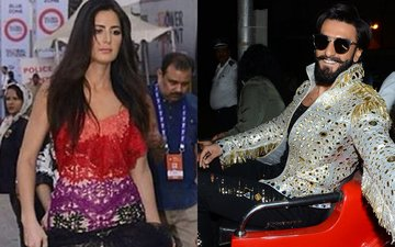 'BLING' It On, Said Katrina Kaif And Ranveer Singh At The Coldplay's Concert