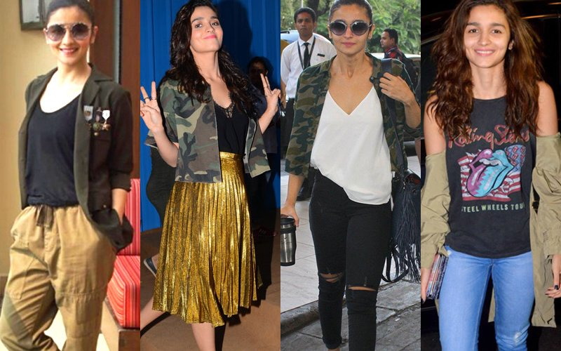 10 Times Alia Bhatt Made Us Feel That She Wanted To Join The Military Instead Of Bollywood!