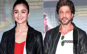 A Classic Twin Act By Alia Bhatt And Shah Rukh Khan!