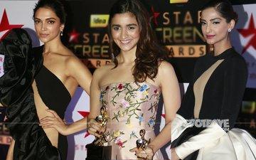 BEST DRESSED & WORST DRESSED: Deepika Padukone, Alia Bhatt Or Sonam Kapoor At Star Screen Awards?