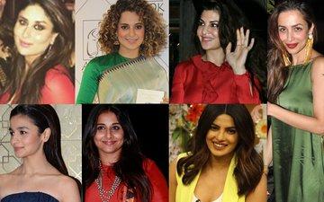 BEST DRESSED And WORST DRESSED Of The Week: Priyanka, Alia, Kangana, Malaika Or Jacqueline?