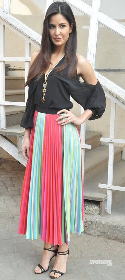 BEST AND WORST DRESSED: Katrina Kaif's Style Check For 2016
