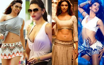 BIRTHDAY SPECIAL: 5 Times Deepika Padukone Raised The HOTNESS Levels On The Big Screen!