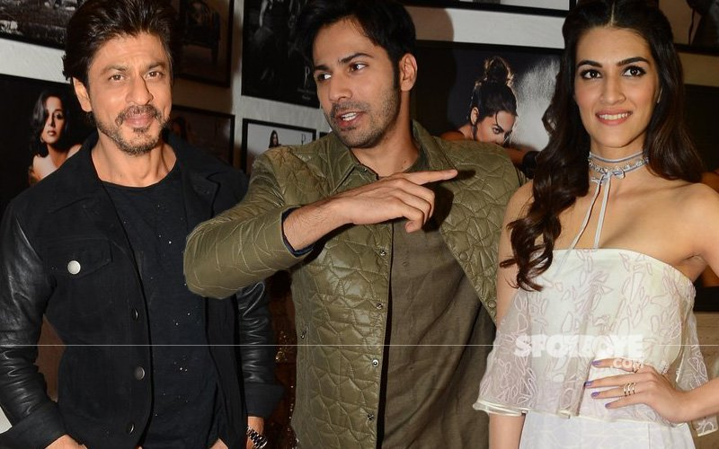 Fab Or Drab: Shah Rukh, Varun, Kriti At Dabboo Ratnani's Calendar Launch