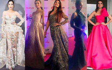 BEST DRESSED & WORST DRESSED At The Filmfare Awards 2017: Sonam, Alia, Jacqueline, Sonakshi Or Parineeti?