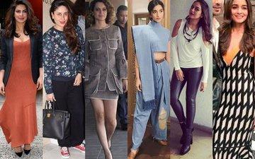 40ac3226e BEST DRESSED & WORST DRESSED Of The Week: Priyanka, Kareena, Sonam, Alia,  Sonakshi Or Kangana?