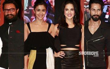 FAB OR DRAB: Aamir, Alia, Sunny, Shahid At The Dangal Success Bash