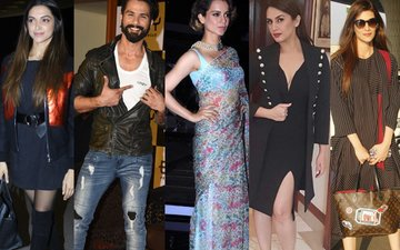 HOT OR NOT: Deepika, Shahid, Kangana, Huma, Kriti