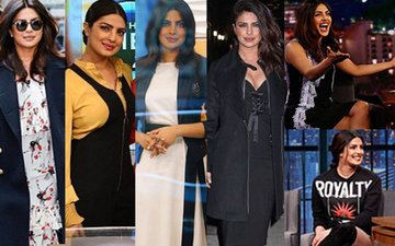 HOT OR NOT: Priyanka Chopra's Hollywood Talk Show Looks
