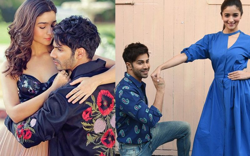 Have You Noticed This One Thing That Alia And Varun Do?