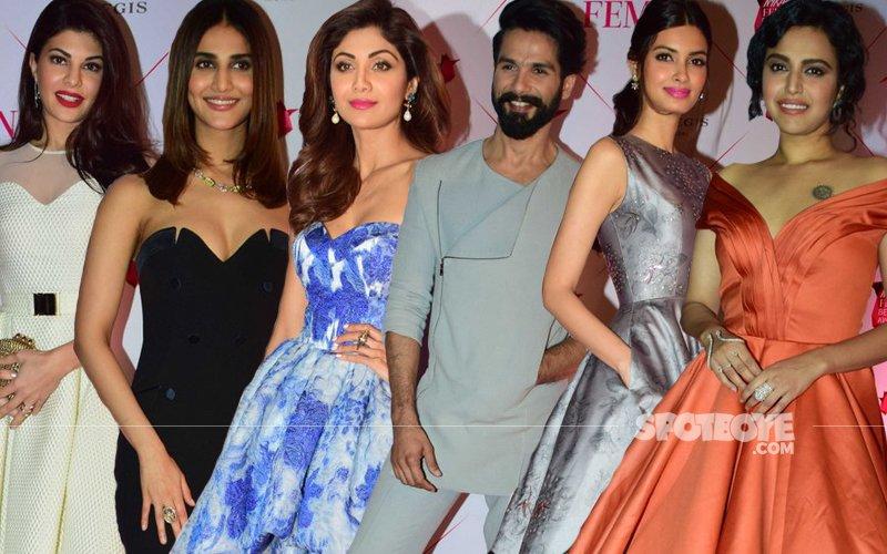 BEST DRESSED & WORST DRESSED At Femina Beauty Awards 2017: Jacqueline, Vaani, Shilpa, Swara Or Shahid?