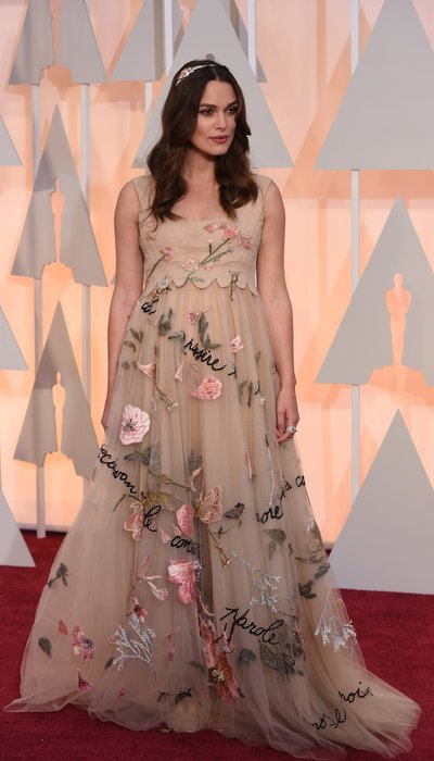 keira knightley in valentino gown