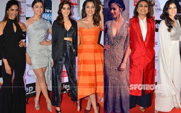BEST DRESSED & WORST DRESSED At HT Most Stylish Awards 2017: Deepika, Alia, Anushka, Parineeti, Disha, Rani & Kajol