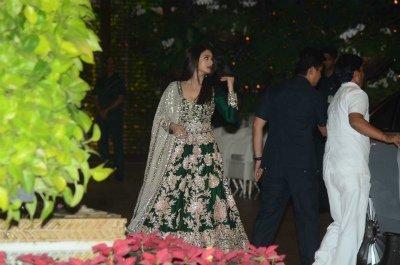 aishwarya rai bachchan at ambani s party