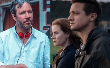 Denis Villeneuve: Jeremy Renner came on board for Arrival because he wanted to work with Amy Adams again!