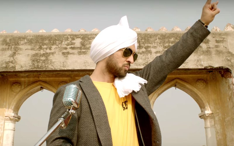 Diljit Dosanjh's Latest Punjabi Single Laembadgini Crosses 3 Million Views In 2 Days!