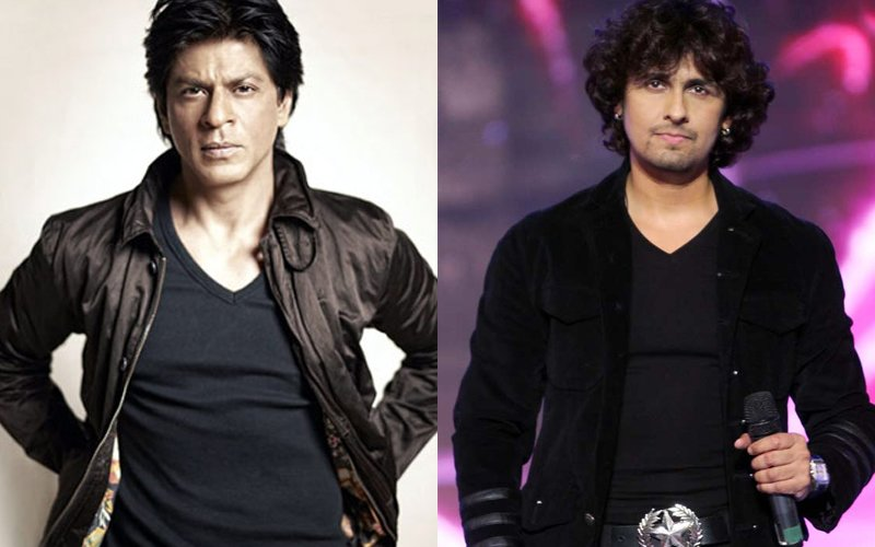 Shah Rukh Khan Reveals Why Sonu Nigam's Song Was Deleted From Raees