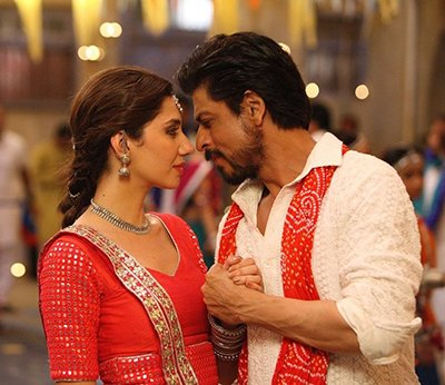 raees song still