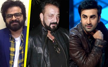 Pritam To Compose Music For Sanjay Dutt Biopic?