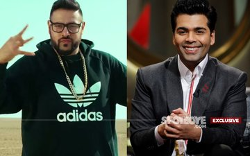 BUZZ: Badshah To Appear On KJo's Talk Show Koffee With Karan