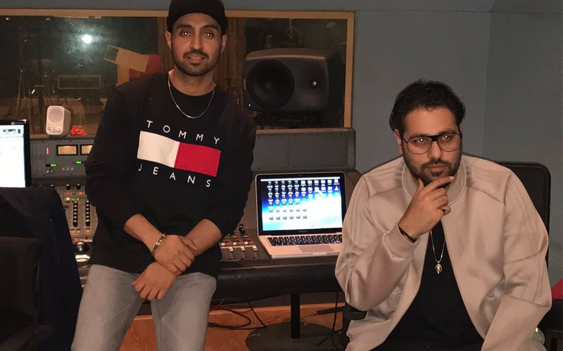 Proper Patola Duo- Diljit Dosanjh & Badshah Reunite After 4 Years!