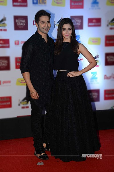 alia bhatt nd varun dhawan at mirchi music awards 2017