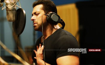 HOT BUZZ: Salman Khan May Sing In Tiger Zinda Hai