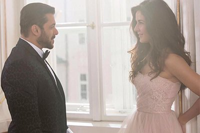 tiger zinda hai first still from the film